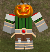 Siegmund From Halloween Event