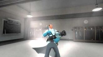 Team Fortress 2 - Meet The Medic Taunt