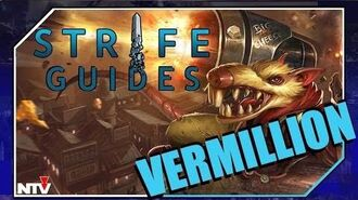 Strife Guide - Vermillion