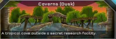Caverns (Dusk)