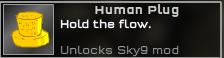 Human Plug Medal