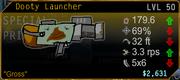 Dooty Launcher