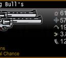 Raging Bull's Dual Wield Magnum