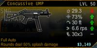 UMP SMG