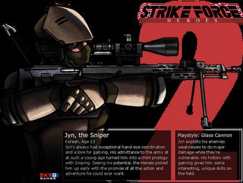 SFH2 - Sniper