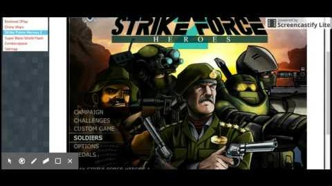 Magic Wand Gameplay - Strike Force Heroes 2
