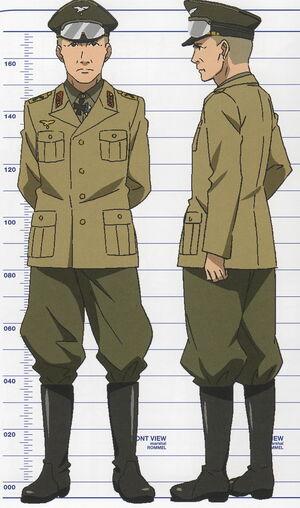 OVA2 Rommel