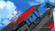 Warlock and Akagi combined