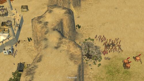 Dh siege