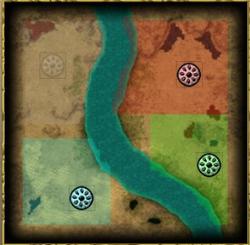 Aua map