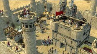 Stronghold Crusader 2 - Rezzed 2014 Trailer