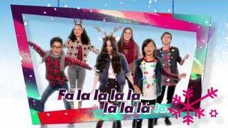 Deck the Halls Karaoke Stuck in the Middle Disney Channel