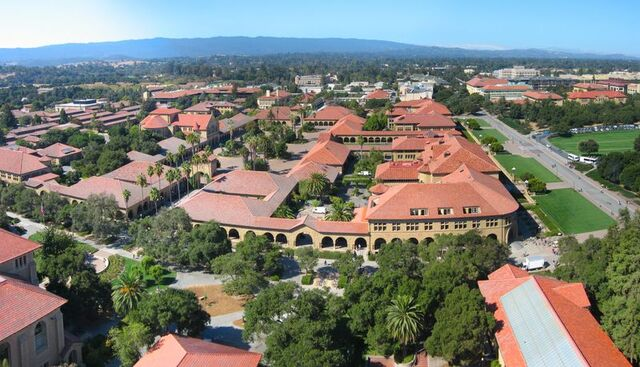 File:Stanford University campus from above.jpg