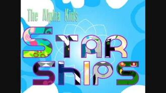 Alpha Starships 【Alpha Kids】-1