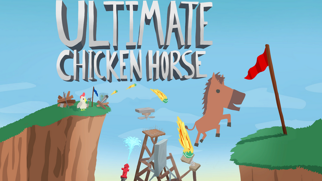File:Ultimate Chicken Horse Logo.png