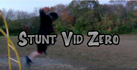 Stunt vid zero
