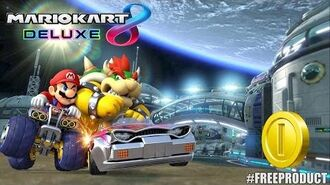 Mario Kart 8 Deluxe - Coin Runners Battle Mode