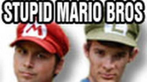 Stupid Mario Brothers - Episode 1