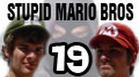 Stupid Mario Brothers - Episode 19