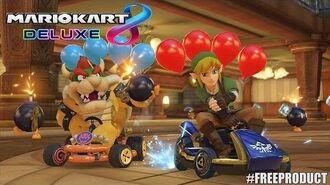 Mario Kart 8 Deluxe - Bomb-omb Blast & Renegade Roundup