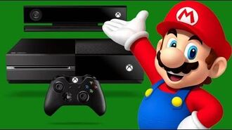 Nintendo making games for XBOX ONE? (A Game Theory) VIDEO GAME TALK!