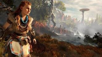 Horizon Zero Dawn Released today! Video Game Talk!