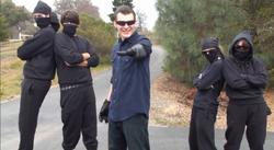 Fedex and ninjas