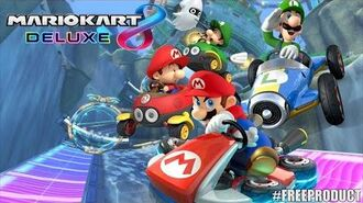 Mario Kart 8 Deluxe - Race Madness!