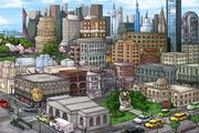 Map centropolis
