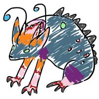 56192 scribble