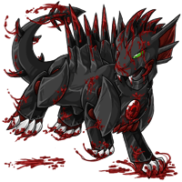 Cadogre bloodred