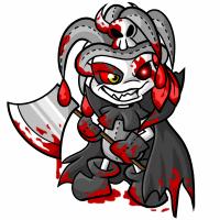Warador bloodred old