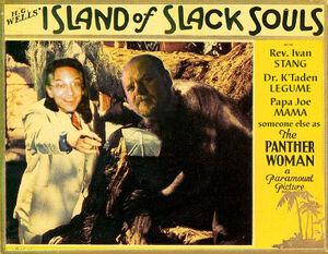Island of Slack Souls
