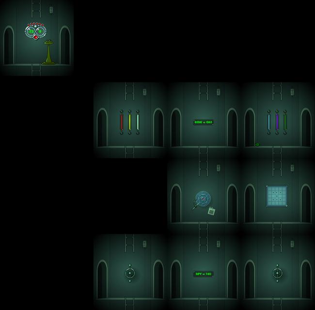 Level 11 map