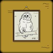 Memory bank owl