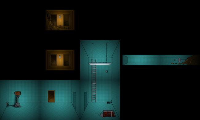 Lighthouse basement map