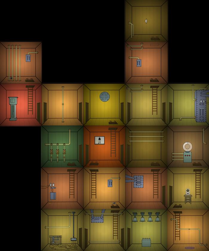 Basement map sub1