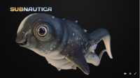 Life-form qute-fish