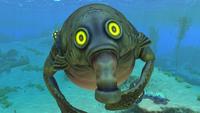 Gasopod Face Closeup
