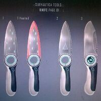 Knife concept