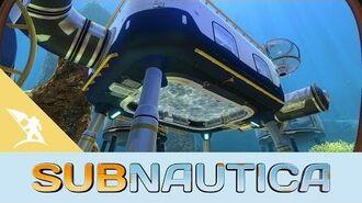 Subnautica Habitat Update Example Sea-Base