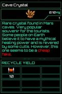 Cave Crystal (Fake)
