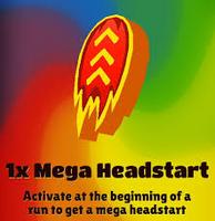 Mega headstart