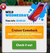 CruiserComeback