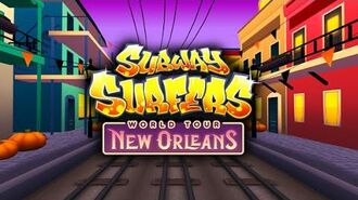 Subway Surfers World Tour - New Orleans (Halloween)