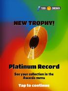 TrophyPlatinumRecord