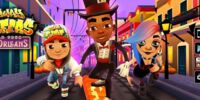 Subway Surfers World Tour: New Orleans 2014