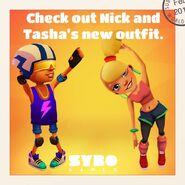 NewOutfitsNick&Tasha