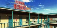 "Motel ""NO MORE HEROES"""