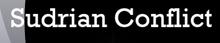 Sudrian conflict logo